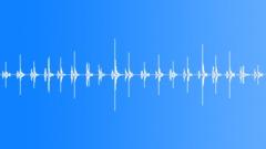 footsteps walking carpet high heel slow 01 loop - sound effect