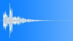 Footstep single metal boot 03 v03 Sound Effect