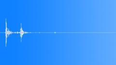 Footstep single stone hardsole fast 01 v02 Sound Effect