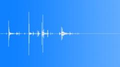 Game piece movement 14 Sound Effect