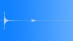 Footstep single stone high heel slow 01 v04 Sound Effect