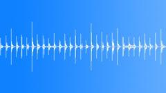 Footsteps walking wood 04 loop Sound Effect
