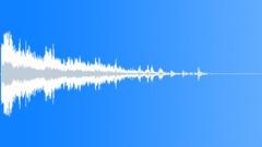 glass smash heavy 07 - sound effect