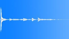 Saucer break 06 Sound Effect