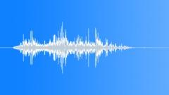 Duffel bag rustle 06 Sound Effect