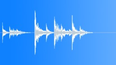 Bottle glass full hit together 05 Sound Effect