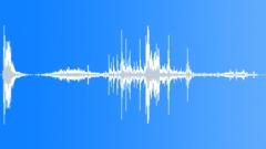 Styrofoam stab and break 02 Sound Effect
