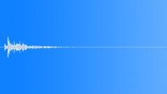 silverware set down knife 01 - sound effect