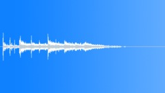 Silverware set down spoon 05 Sound Effect