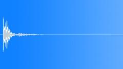 Aerosol can set down 01 Sound Effect