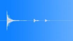 Aerosol can set down 04 Sound Effect