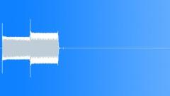 Stock Sound Effects of walkie talkie beep 01