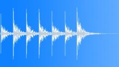 Window knock 02 Sound Effect
