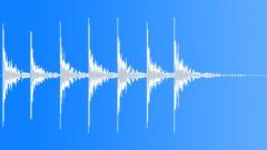 Window knock 04 Sound Effect