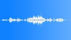 tinfoil crumple 02 - sound effect
