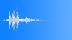 body fall floor 07 - sound effect