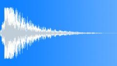 metal big impact 02 - sound effect