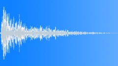 metal big impact 10 - sound effect