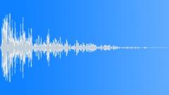 metal big impact 24 - sound effect