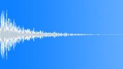metal big impact 27 - sound effect