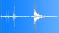 Metal clunk 03 Sound Effect