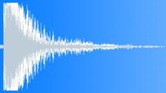 Metal clunk 05 Sound Effect