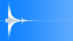 sheet metal buckle pop 09 - sound effect