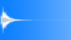Sheet metal buckle pop 17 Sound Effect