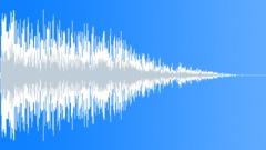 metal low bang 03 - sound effect