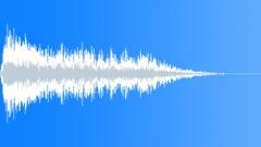 metal low bang 07 - sound effect