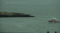 Cliffingham-vessel assist-photojpg-ntsc Stock Footage