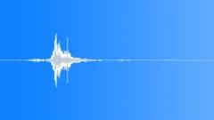 newspaper drop concrete 01 - sound effect
