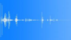 brick impact debris 10 - sound effect