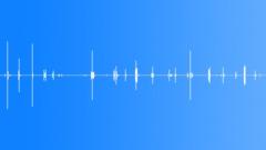 bricks handling 04 - sound effect