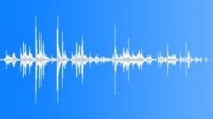 Cinder block light debris 02 Sound Effect