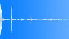 Rock fall on dirt 18 Sound Effect