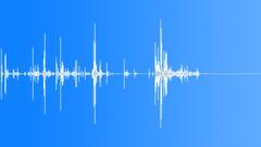 Rock fall on shale many 06 Sound Effect