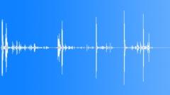 Rock fall on shale many 15 Sound Effect