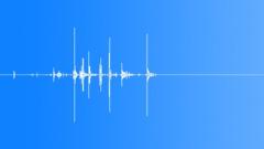 landslide 01 - sound effect