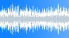 computer babble loop - sound effect