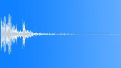 Gross impact 02 Sound Effect