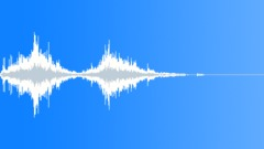plastic tarp movement 03 - sound effect