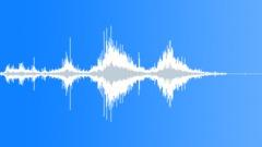 plastic tarp movement 08 - sound effect