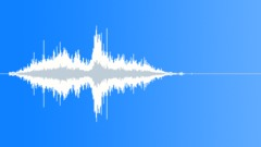 plastic tarp movement 10 - sound effect