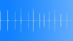 Basketball outside dribbling 01 Sound Effect