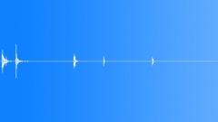 golf ball hit tree 09 - sound effect