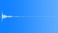 rubber ball bounce metal 04 - sound effect