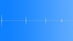 tennis ball bouncing 03 - sound effect