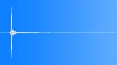 tennis indoor hit ball 06 - sound effect