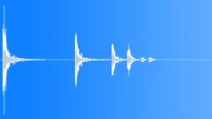 crowbar impact wood 04 - sound effect